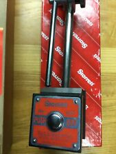 Starrett Magnetic Base No 657aa With Box New