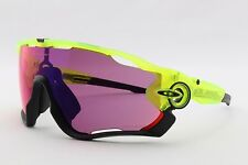 NEW Oakley Jawbreaker 9290-11 Prizm Road Sports Cycling Surfing Ski Sunglasses