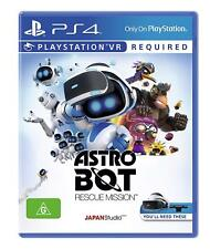 Astro Bot Rescue Mission VR Virtual Reailty Platform Game Sony Playstation 4 PS4