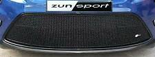ZUNSPORT FRONT LOWER GRILLE BLACK for FORD FOCUS ST MY08 2008-10 ZFR35108B