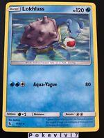 Carte Pokemon LOKHLASS 17/68 Rare Soleil et Lune 11.5 SL11,5 FR NEUF