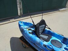 Deluxe Kayak Fishing seat to fit many sit on top kayak  New For 2015