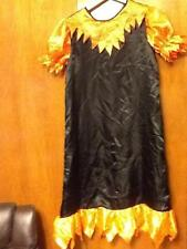 Halloween Girls RUBIES Spider Witch Costume Size M Ships free Play