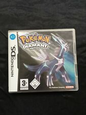Pokémon: Diamant-Edition (Nintendo DS, 2007) plus offizielles Lösungsbuch