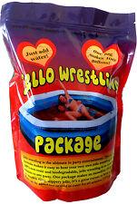 Jelly Wrestling Mix 1.8kg. Makes 380L of Orange Jello! Professional High Quality