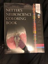 Netter's Neuroscience Coloring Book, 1e