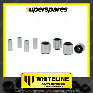 Whiteline Rear Trailing arm - lower bushing OEM for NISSAN NAVARA NP300 D23