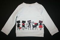 NEW Gymboree Kitty in Pink Tee Top Shirt NWT 12 18 24 2 3T 4T 5T Kitty Pals Bow