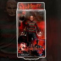 A Nightmare on Elm Street Action Figure Freddy Krueger The Final Nightmare Neca
