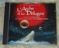 L'ARCHE ET LES DÉLUGES (Gabriel Yared) rare original mint french cd (1992)  OOP!