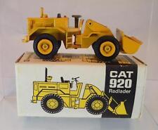 NZG 1/87 Caterpillar CAT 920 cantiere in O-Box #976