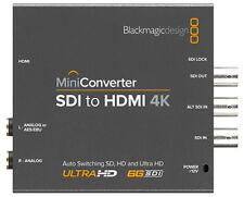 Blackmagic Mini Converter Sdi-hdmi 4k