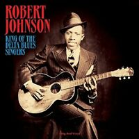 ROBERT JOHNSON - KING OF THE DELTA BLUES   VINYL LP NEW+