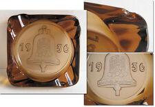 Olympic Games Olympische Spiele 1936 Glas Aschenbecher