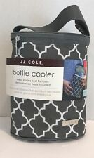 JJ Cole Double Bottle Cooler Tote - Aspen Arbor JPBSA JJ COLE
