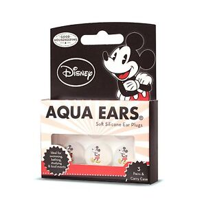 Disney's Mickey Mouse Swimming earplugs for children - 3 Pairs