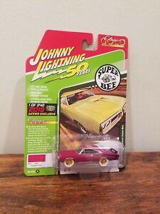 Johnny Lightning White Lightning 1970 Dodge Coronet Super Bee 1/ 240 CPCC Chase