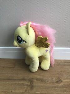 Build A Bear My Little Pony Fluttershy Pegasus Plush Toy