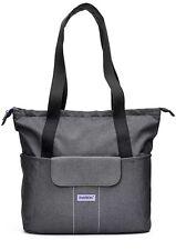 BabyBjorn SoFo Diaper Bag, Gray/Lavender
