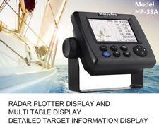 "Matsutec HP-33A 4.3"" LCD Class B AIS Transponder Combo High Marine GPS LN"