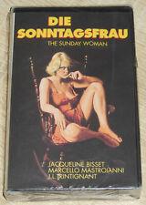 Die Sonntagsfrau (1975) NEU !!! VHS-Video, Jacqueline Bisset, J.L.Trintignant