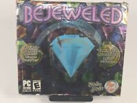 Bejeweled PC CD-ROM Video Game for Windows by Pop Cap Games