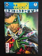 Teen Titans Rebirth #1 Robin, Percy, Meyers, Charalampidis 2018