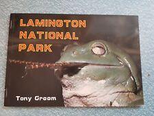 lamington national park / tony groom / paperback