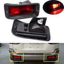 Pair Tail Rear Bumper Light Lamp Set For Mitsubishi Pajero Montero Sport 1999 08 Fits 1998 Mitsubishi