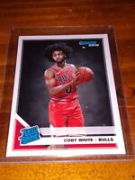 COBY WHITE 2019-20 Donruss  Rated Rookie -Chicago Bulls Rookie Card