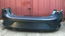 GENUINE 2018 RENAULT MEGANE 4DR SEDAN REAR BUMPER BAR WITH PARKING SENSORS