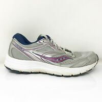 Saucony Womens Versafoam Cohesion 12 S10471-15 Gray Running Shoes Size 7.5