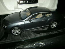 1:18 Minichamps Bentley Continental GT 2011 Thunder Nr. BL835 in OVP
