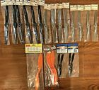 Lot of 22 - RC Airplane Propellers Master Airscrew 11x9, APC 9x5, 10x6, Flyzone