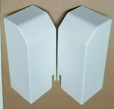 Metal Baseboard Heater Cover End Cap Hot Water Heating system American standard