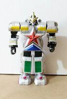"VINTAGE Power Ranger Zeo Sword Swinging Super Zeo Megazord 5"" - Bandai 1996"
