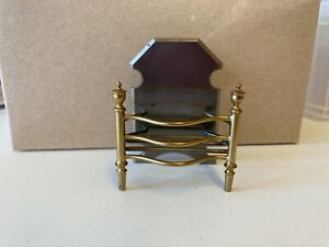 Alex Rothwell Fireplace Adam Grate 1/12 scale Excellent Condition