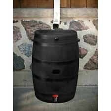Rain Barrel Water Storage Tank Catcher Collector Container Drum Outdoor Garden