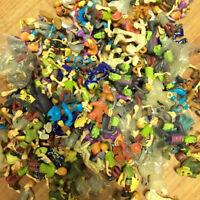 Random Lot 10Pcs Scooby Doo Crew Classic Mystery Mates 2.5'' Figure Toys Gift
