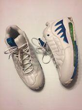 Nike Total Ken Griffey Max  WHT/BLUE/GRN size 11
