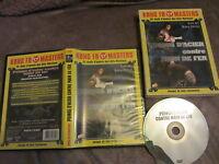 Poings d'acier contre main de fer de Anizai avec Eva An, DVD, Kung-Fu