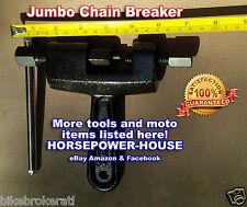 Heavy Duty Motorcycle Chain Tool Very Strong For Street Dirt Dual Sport Moto Bik