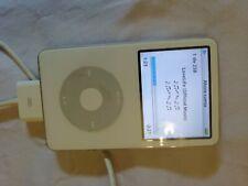iPod Classic 4 Generación 30GB Blanco A1099