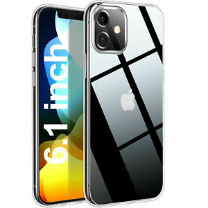 Silicone Ultra Thin Case For iPhone 13 12 11 Pro iPhone XS Shockproof TPU Cover