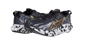 ASICS 1011B021.001 NOOSA TRI 13 Mn`s (M) Black/Gold Mesh/Synthetic Running Shoes