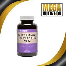 Mrm Glucosamine Chondroitin Msm 90 Capsules Supports Joint Santé Mobilité