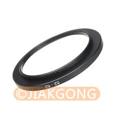 52mm-62mm 52-62 mm Step Up Filter Ring Stepping Adapter