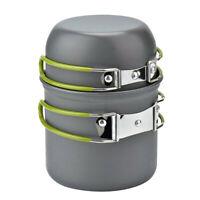 Portable Gas Camping Stove Butane Propane Burner Outdoor Hiking Picnic&Cookware