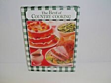 The Best of Country Cooking 2008