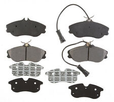 Disc Brake Pad Set Disc Brake Pad Front Parts Plus by Raybestos PPB419M